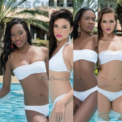 Miss Universe Curacao 2015