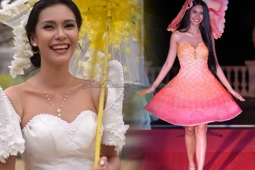 Angelia Gabrena Ong Wins Miss Philippines Earth 2015