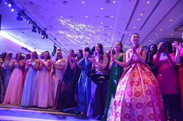 Miss World 2016 delegates - Photo credit: Miss World FB Official
