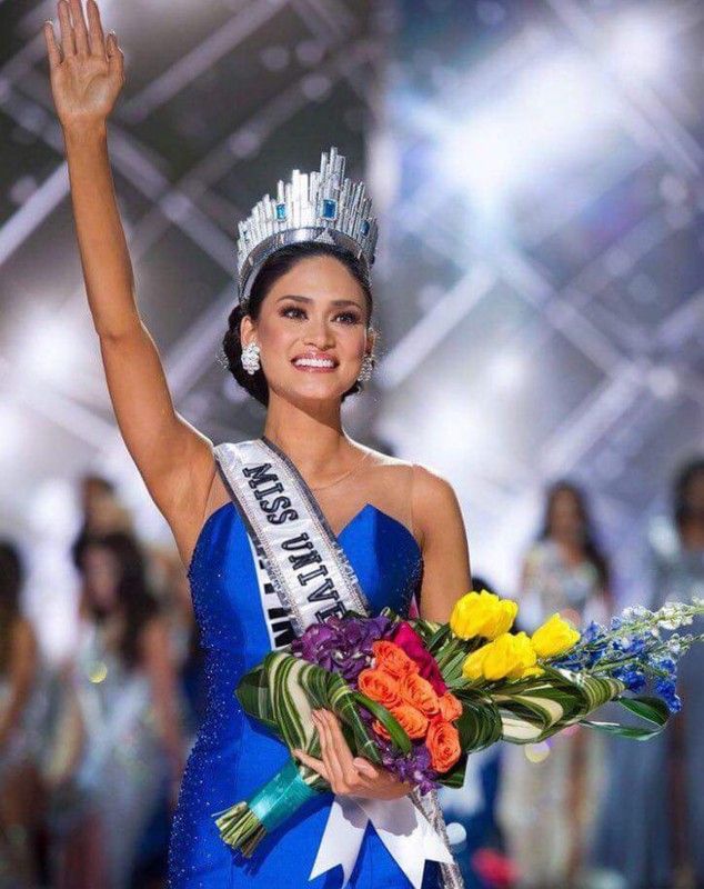 Pia Wurtzbach, the moment that changed her life