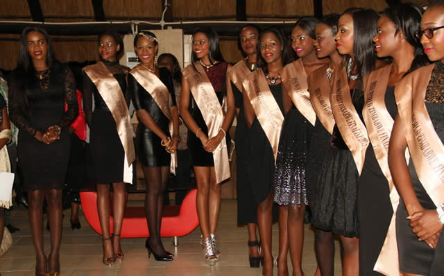 Miss Zimbabwe World Unveils 2015 Contestants