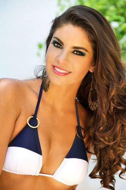 Nicole Scott Miss eco chile 2015