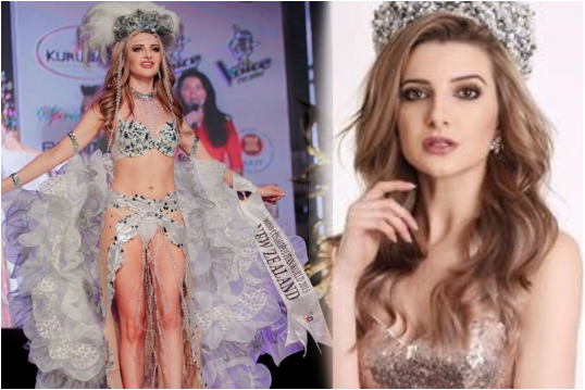 Rachel Harradence Miss Cosmopolitan World 2015