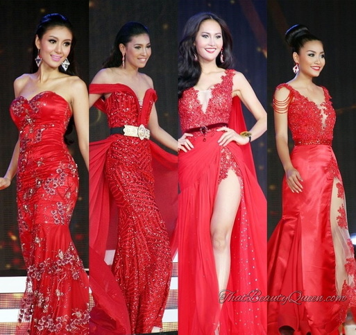 Miss Grand Thailand 2015 preliminary show