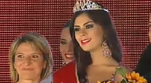 Liz Arevalos winner Miss Progress International 2015