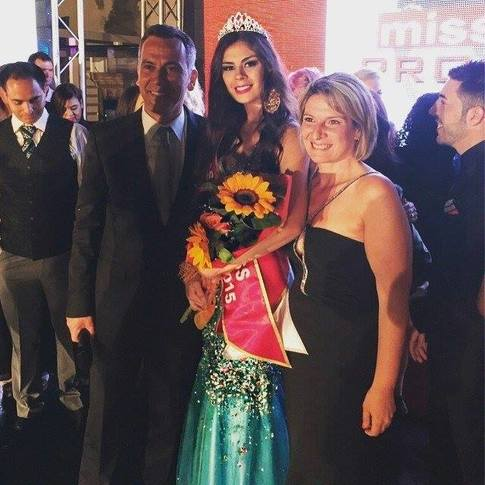 Liz Arevalos is Miss Progress International 2015