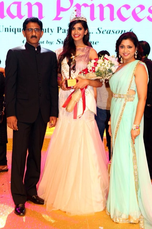 Snehapriya Roy is Indian Princess 2015