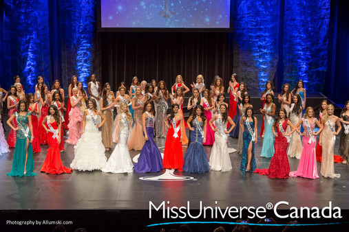 Miss universe Canada 2015