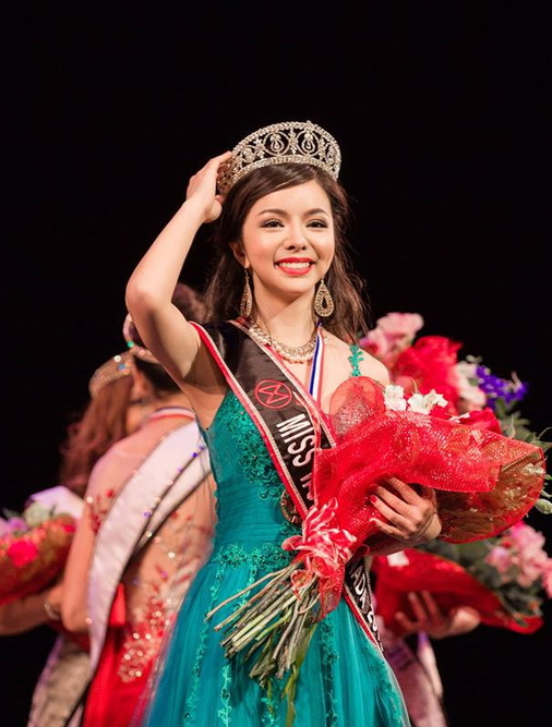 Miss World Canada 2015 - Anastasia Lin from Toronto, ON