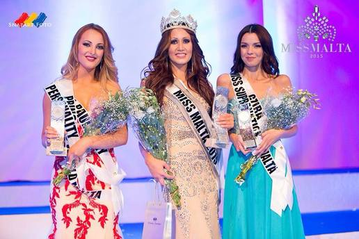 iss Balzan - Sarah Mercieca followed by Miss Gzira - Nicola Grixti in second place and Miss St. Paul's Bay - Louisa Abela in third place.