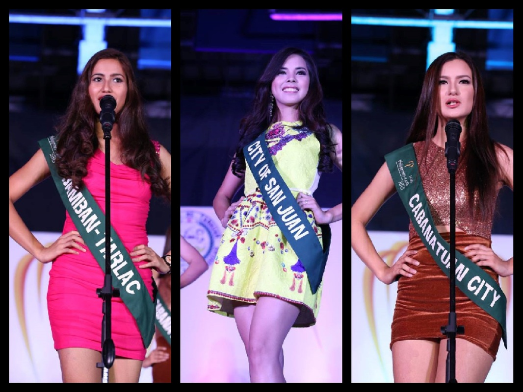 Miss Earth Philippines 2015 talent competition