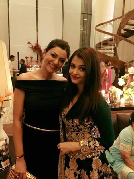 Sushmita Sen Miss Universe 1994 and Aishwarya Rai Miss World 1994